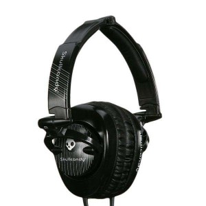 Casque Skullcandy - Black Skullcrushers