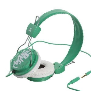 Wesc Headphone - Blarney Green Conga