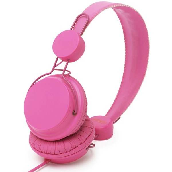 Pink Colors Headphones Coloud Pink Colors On