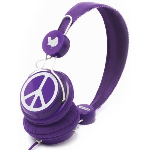 Casque Coloud - Peace Pop Icons