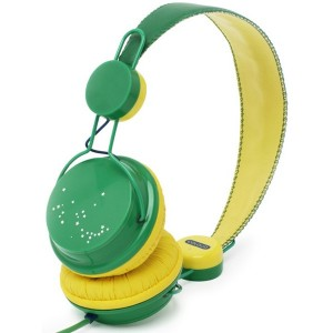 Casque Coloud - Brazil Flag Series