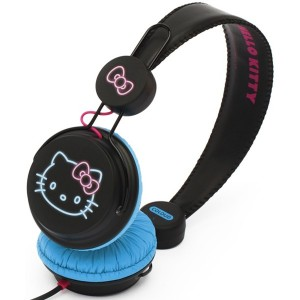 Coloud Headphone - Night Life Hello Kitty