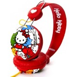 Casque Coloud - Red Nice Hello Kitty