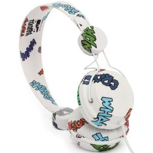 Casque Coloud - K-Pow! Marvel