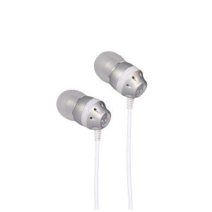 Ecouteurs Skullcandy - Silver Ink'D