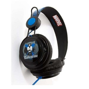 Casque Coloud - Black Wolverine Marvel