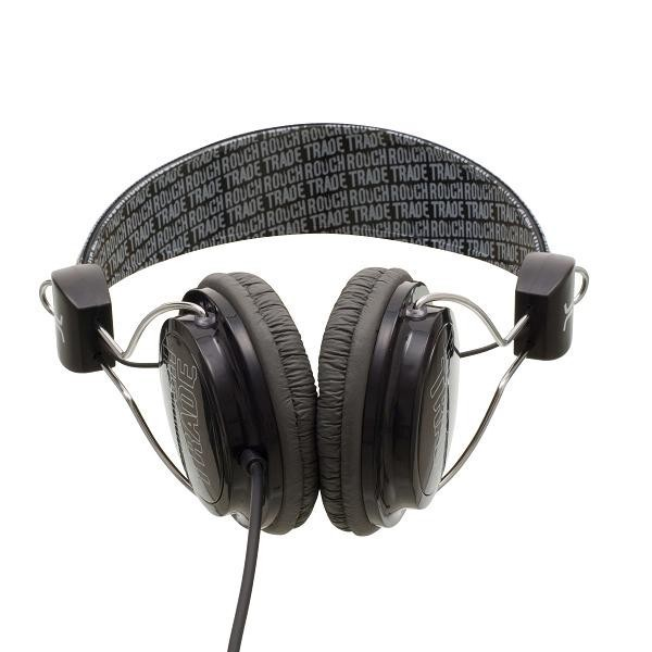 Black Rough Trade Bongo Headphones Wesc Black Rough Trade