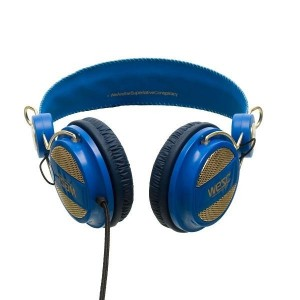 Casque Wesc - Royal Blue Golden Oboe Seasonal - Spring 2011