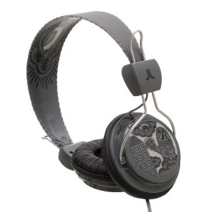 Casque Wesc - Peeble Grey Birdy Nam Nam Conga - Ltd