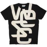 WESC T-shirt - Overlay Biggest - Black