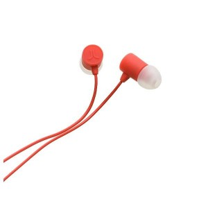 Ecouteurs Wesc - True Red Piccolo handsfree