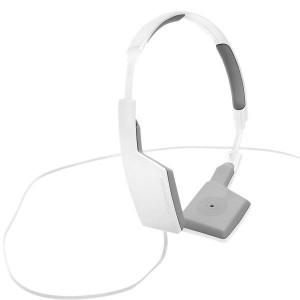 Wesc Headphone - White Snare
