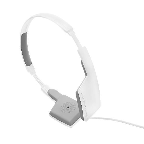 White Snare Headphones Wesc White Snare On