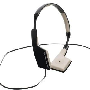 Wesc Headphone - Black Snare