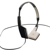 Wesc Headphone - Black Snare