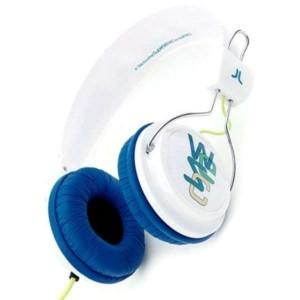Wesc Headphone - White Overlay No2 Conga
