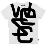 WESC T-shirt - Overlay Biggest - White