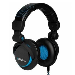 Casque Siege Audio - Black/Blue Eleven