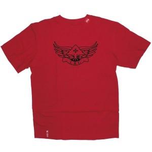 LRG T-shirt - Red elevate tee