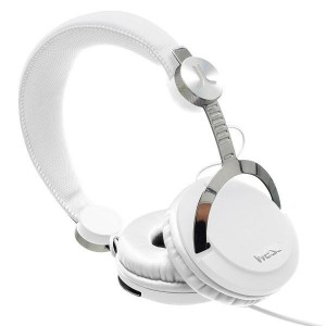 Wesc Headphone - White Basson