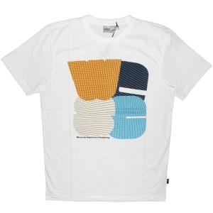 WESC T-Shirt - Wesc Bold - White