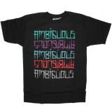 Ambiguous T-shirt - Typester - Black