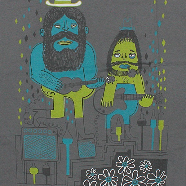 Duo buy the t shirt ambiguous duo on - Couleur gris charcoal ...