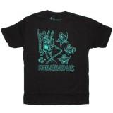 Ambiguous T-shirt - Sponge - Black