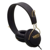 Wesc Headphone - Black Golden Tambourine