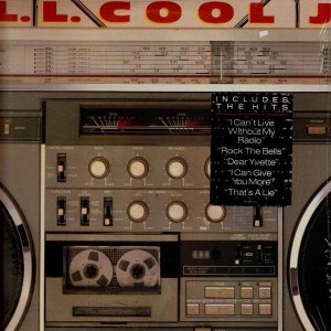 LL Cool J - Radio - LP