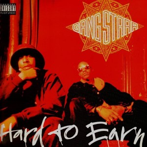 Gang Starr - Hard to Earn - 2LP