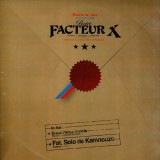 Facteur X  - Break dance boogie / Fat - 12''