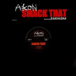 Akon - Smack that - 12''