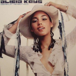 Alicia Keys - Girlfriend - 12''