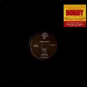 Bobby Valentino - Slow down - promo 12''