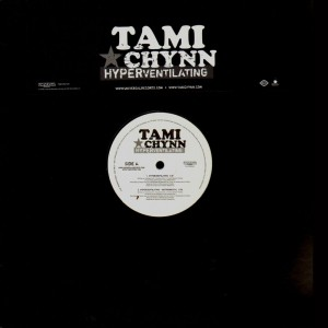 Tami Chynn - Hyperventilating - promo 12''