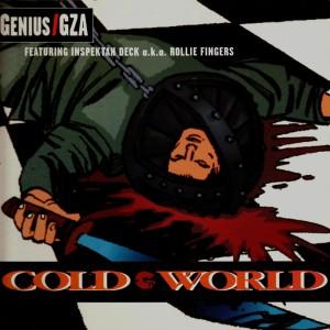 GZA / Genius - Cold World - 12''