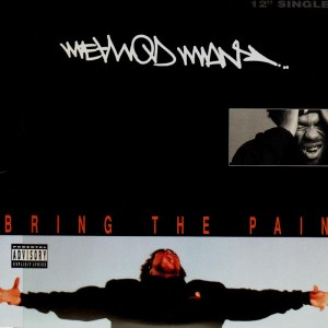 Method Man - Bring the pain / P.L.O. style - 12''