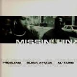 Missin' Linx - M.I.A. / Lock'd D - 12''