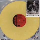 Motion Man - Uneven Pavement - Unreleased Demos 1992-1993 - LTD Yellow EP