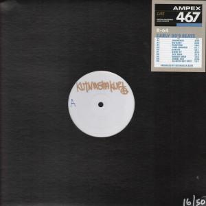Kutmasta Kurt - Early 90's Beats - LTD LP