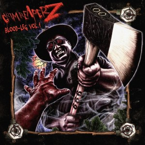 Grim Reaperz - Blood-Leg Vol.1 - Red LTD EP