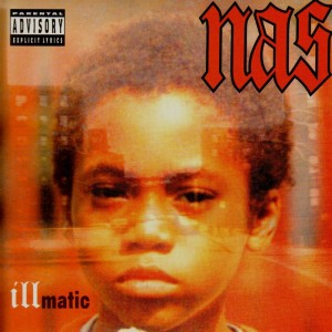Nas - Illmatic - LP