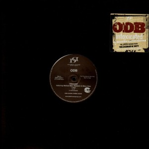 Ol'Dirty Bastard - Intoxicated - promo 12''