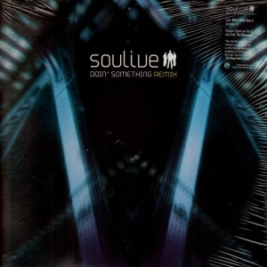 Soulive - Doin' something remix - 12''