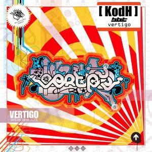 Dj Kodh - Vertigo - LP