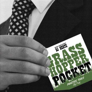 DJ Hertz - Grasshopper pocket - limited édition - 10''