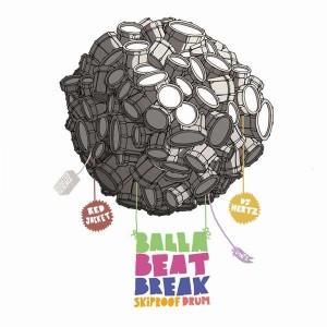 DJ Hertz & Red Jacket - Ballabeat Break - LP