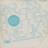 DJ Hertz, Red Jacket & Difuzz - Grasshopper break volume 3 - LP