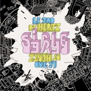 Le Jad & DJ Hertz - Reversible - LP